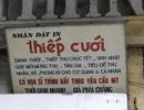"""Biển hiệu """"phủ bóng thời gian"""" ở phố cổ Hà Nội"""