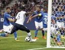 Dấu ấn của ngôi sao Barcelona trong ngày Pháp đánh bại Italia