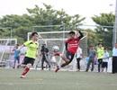 Khai mạc Giải Bóng đá Báo chí miền Trung lần thứ V-2018