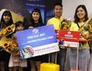 Trao giải chương trình bốc thăm trúng thưởng thương hiệu American Tourister