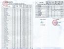 Nam Định thông báo phương án trúng tuyển đợt 1 vào lớp 10 THPT