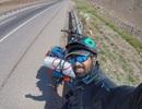 Người đàn ông đạp xe gần 4.000 km tới Nga xem World Cup