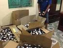 Bắt xe khách vận chuyển 1.400 lọ thuốc tân dược không có giấy tờ