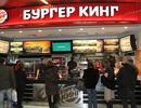 Nhà hàng Nga bị chỉ trích vì treo giải cho phụ nữ có bầu với cầu thủ World Cup