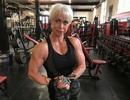 Khi vận động viên thể hình nóng bỏng là cụ bà 68 tuổi