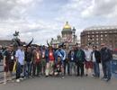 """""""Chạm tay"""" vào nước Nga - Hành trình cảm xúc cùng bóng đá"""