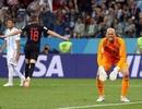 Argentina 0-3 Croatia: Tội đồ Caballero và người hùng Modric, Rakitic