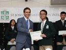 Nam du học sinh Việt sở hữu thành tích đáng nể tại Singapore
