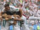 Hàn Quốc 1-2 Mexico: Chicharito tỏa sáng
