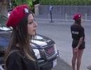 Những nữ cảnh sát mặc đồng phục gợi cảm gây sốt tại Lebanon