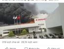 Thực hư thông tin cháy lớn tại khu công nghiệp Yên Phong