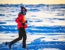 Người phụ nữ Việt Nam đầu tiên chạy marathon ở Bắc Cực