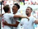 """Anh 6-1 Panama: Kane may mắn """"nhặt"""" được hat-trick"""