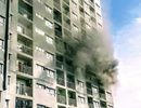 Cháy chung cư I-Home, hàng trăm người tháo chạy tán loạn