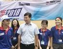 """Bí thư thứ nhất TƯ Đoàn động viên sinh viên tình nguyện """"Tiếp sức mùa thi"""""""