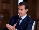 Tổng thống Assad: Syria tự tái thiết đất nước, không cần phương Tây hỗ trợ