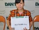 Hơn 44 triệu đồng tiếp tục đến với người mẹ có 2 con bệnh não