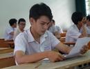 Thí sinh hồi hộp trước buổi thi đầu tiên