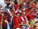 Thua thảm đội tuyển Anh, Panama vẫn ăn mừng như thể vô địch