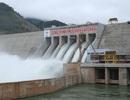 Thủy điện Lai Châu vận hành cửa xả điều tiết chống lũ