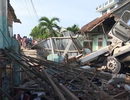 Thai phụ cùng chồng con gặp nạn khi đang ngủ trong nhà