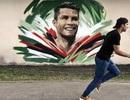 """Người hâm mộ ở thành phố Saransk """"phát cuồng"""" vì C.Ronaldo"""