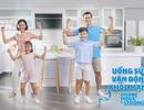 """Nhảy Flashmob cùng """"Uống sữa, vận động, mạnh mẽ"""""""