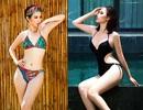 """Á hậu """"siêu vòng 3"""" Thanh Trang tung ảnh bikini khoe đường cong bốc lửa đón hè"""