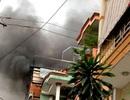 TPHCM: Cháy nhà 4 tầng, cả khu phố hoảng loạn