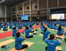 8.000 người tham gia đồng diễn trong Chuỗi sự kiện Ngày Quốc tế Yoga lần thứ 4