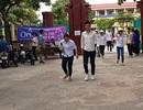 Hà Nam: 2 thí sinh bị cảnh cáo trong ngày thi cuối cùng