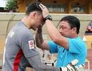 Văn Lâm hai lần thủng lưới, HLV Việt Hoàng vẫn hết lời khen ngợi