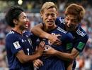 Cục diện bảng H: Nhật Bản sáng cửa đi tiếp nhất
