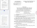 Vụ hủy hợp đồng vẫn kiện đối tác ra toà: Lặp lại vi phạm của tòa cấp dưới!