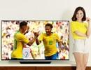 Xu hướng của các dòng TV hot nhất mùa World Cup 2018