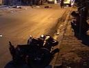 Hà Nội: Phát hiện 2 thanh niên tử vong trên phố lúc rạng sáng