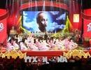 Tổng Bí thư dự lễ kỷ niệm 70 năm ngày Bác Hồ kêu gọi thi đua ái quốc