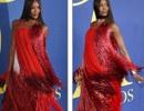 Rời Việt Nam, Naomi Campbell tới Mỹ nhận giải thưởng lớn