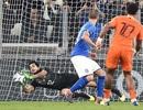 Hà Lan và Italia bất phân thắng bại tại Juventus Arena