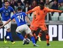 Bị đuổi người, Italia đánh rơi chiến thắng đáng tiếc trước Hà Lan