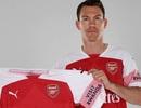 Arsenal chính thức sở hữu tân binh đầu tiên thời HLV Unai Emery