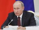 Tổng thống Putin bất ngờ miễn nhiệm hàng loạt tướng lĩnh