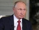 Ông Putin dùng tiếng Đức để nhắc nhở nhà báo Áo liên tục ngắt lời
