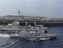 """Mỹ, Nhật, Ấn Độ tập trận chung """"nắn gân"""" tham vọng bành trướng của Trung Quốc"""