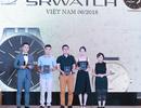 Thương hiệu đồng hồ SR Nhật Bản họp báo ra mắt 2 bộ sưu tập Renata và Timepiece
