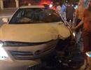 Xe tuần tra tông xe máy, 1 người tử vong