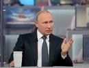 Hơn 4 giờ đối thoại với dân của Tổng thống Putin