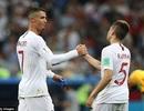 Bị loại khỏi World Cup 2018, C.Ronaldo bỏ ngỏ chuyện giã từ đội tuyển