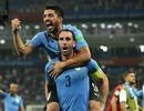 Uruguay 2-1 Bồ Đào Nha: Hai bàn thắng cho Cavani