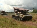 2.500 lính không quân Nga tập trận rầm rộ